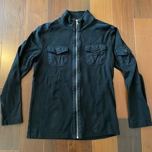 Banana Republic Zip Up Shirt